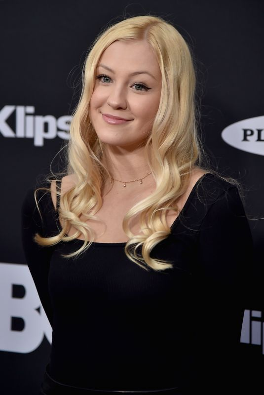 AVA SAMBORA at 33rd Annual Rock & Roll Hall of Fame Induction Ceremony in Cleveland 04/14/2018
