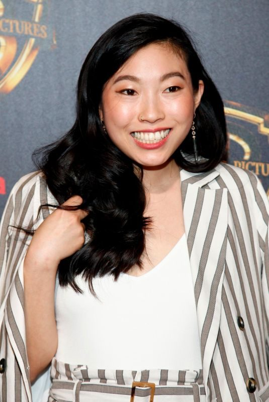 AWKWAFINA at The Big Picture Presentation at Cinemacon in Las Vegas 04/24/2018