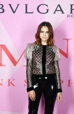 BAILEE MADISON at Bvlgari Celebrates Omnia Pink Sapphire Fragrance in Los Angeles 04/06/2018
