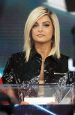 BEBE REXHA at Today Show in New York 04/17/2018
