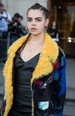 BEE BEADSWORTH at Fashioned for Nature Exhibition VIP Preview in London 04/18/2018