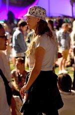 BEHATI PRINSLOO at 2018 Coachella Valley Music and Arts Festival 04/15/2018