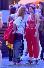 BELLA and DANI THORNE and Mod Sun at Coachella Valley Music & Arts Festival in Palm Springsw 04/14/2018