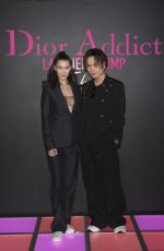 BELLA HADID at Dior Addict Lacquer Plump Party in Tokyo 04/10/2018