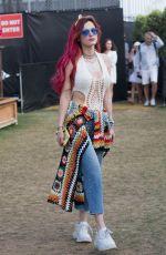 BELLA THORNE at Coachella Weekend 2 in Indio 04/21/2018