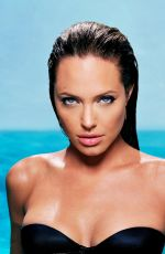 Best from the Past - ANGELINA JOLIE for Esquire Magazinem 2004