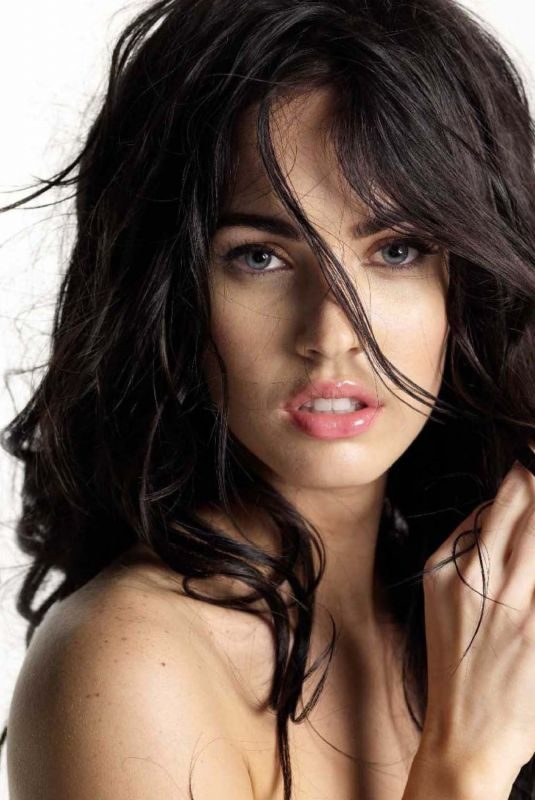 Best from the Past – MEGAN FOX for DT Magazine, 2009