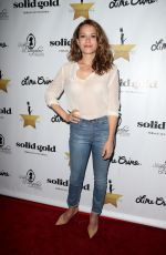BETHANY JOY LENZ at Catstravaganza Fundraiser in Los Angeles 04/21/2018