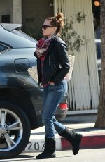 BETHANY JOY LENZ Out and About in Los Angeles 04/21/2018