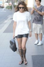 BETHENNY FRANKEL Arrives at Her Hotel in Sydney 04/08/208