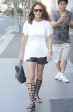 BETHENNY FRANKEL Arrives at Her Hotel in Sydney 04/08/208