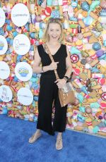 BEVERLEY MITCHELL at We All Play Fundraiser in Los Angeles 04/28/2018