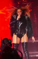BEYONCE Performs at Coachella Festival 04/21/2018