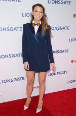BLAKE LIVELY at Lionsgate Presentation at Cinemacon in Las Vegas 04/26/2018