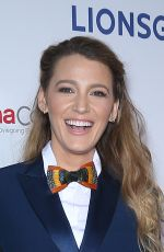 BLAKE LIVELY at Lionsgate Presentation at Cinemacon in Las Vegas 04/26/2018