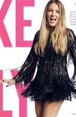BLAKE LIVELY in Cosmopolitan Magazine, Australia May 2018