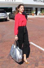 BLANCA BLANCO Out Shopping in Malibu 04/02/2018