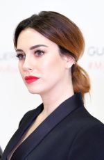 BLANCA SUAREZ Presents First Beauty Film by Guerlain in Madrid 04/24/2018