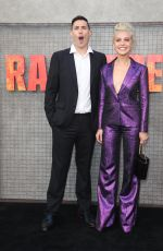 BREANNE HILL at Rampage Premiere in Los Angeles 04/04/2018