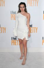 BREC BASSINGER at I Feel Pretty Premiere in Los Angeles 04/17/2018