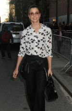 BRIDGET MOYNAHAN Out and About in New York 04/26/2018