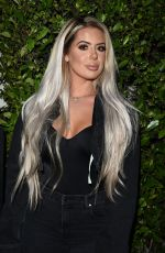 BRIELLE BIERMANN at YSL Beauty Festival Featuring Halsey in Palm Springs 04/12/2018