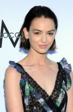 BRIGETTE LUNDY-PAINE at Daily Front Row Fashion Awards in Los Angeles 04/08/2018