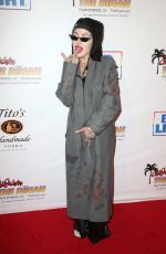 BROOKE CANDY at Club Skirts Presents the Dinah Shore the Hollywood Party in Palm Springs 03/31/2018