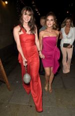 BROOKE VINCENT at STEPHANIE WARING Night Out in Manchester 04/28/2018
