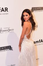 BRUNA MARQUEZINE at Amfar Gala in Sao Paulo 04/13/2018