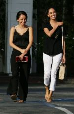 BRYIANA NOLLE Out Shopping in Beverly Hills 04/23/208