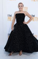 BUSY PHILIPPS at I Feel Pretty Premiere in Los Angeles 04/17/2018