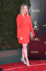 CADY MCCLAIN at Daytime Creative Arts Emmy Awards in Los Angeles 04/27/2018