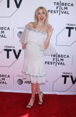 CAITLIN FITZGERALD at Sweetbitter Premiere at Tribeca Film Festival 04/26/2018