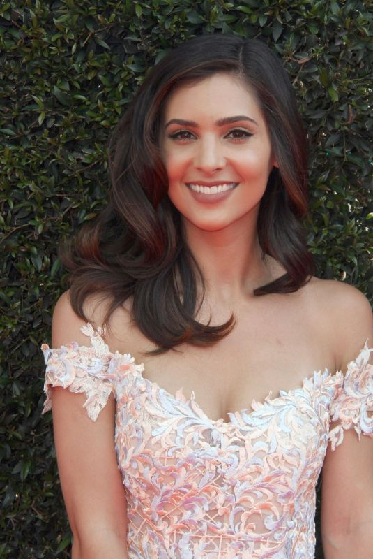 CAMILA BANUS at Daytime Emmy Awards 2018 in Los Angeles 04/29/2018