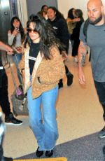 CAMILA CABELLO at LAX Airport in Los Angeles 04/18/2018