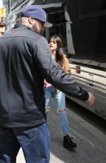 CAMILA CABELLO Leaves Her Hotel in Toronto 04/27/2018