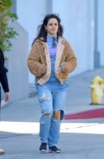 CAMILA CABELLO Out for Lunch at Obica Restaurant in West Hollywood 04/16/2018