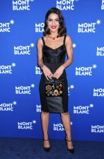 CAMILA COELHO at Montblanc Celebrates 75th Anniversary of Le Petit Prince in New York 04/04/2018