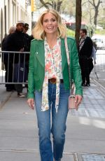 CANDACE CAMERON BURE at The View in New York 04/24/2018