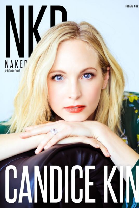 CANDICE KING for NKD Magazine, April 2018