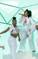 CARDI B Performs at Coachella Music and Arts Festival in Indio 04/15/2018