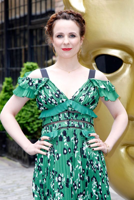 CARIAD LLOYD at Bafta TV Craft Awards in London 04/22/2018