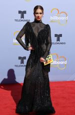 CARMEN AUB at Billboard Latin Music Awards in Las Vegas 04/26/2018