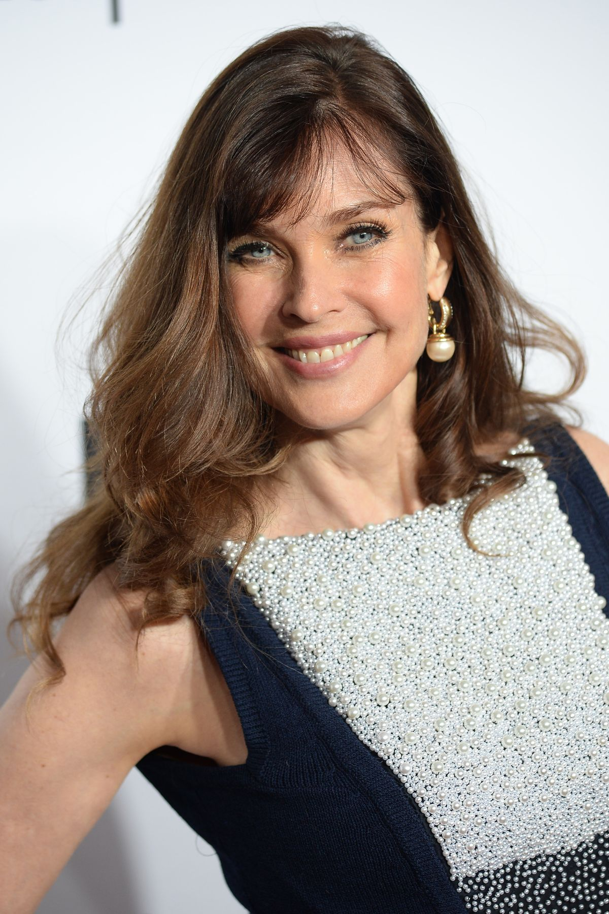 carol alt at love gilda premiere at tribeca film festival in new