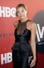 CAROLINE STJOSTRAND at Westworld Season 2 Premiere in Los Angeles 04/16/2018