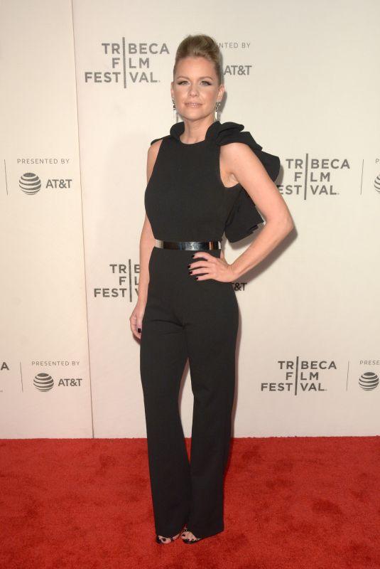 CARRIE KEAGAN at Woman Walks Ahead Premiere at Tribeca Film Festival 04/25/2018