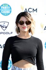 CASSADEE POPE at ACM Lifting Lives Topgolf Tee-off in Las Vegas 04/14/2018