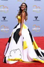 CATHERINE SIACHOQUE at Billboard Latin Music Awards in Las Vegas 04/26/2018