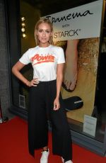 CATHERINE TULDESLEY at Ipanema with Starck Launch in Manchester 04/26/2018